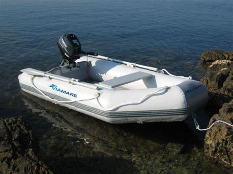 opvouwbare rubberboot met motor opvouwbare rib boot 330 polyester bodem laatste 2 stuks