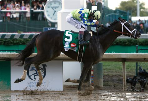 at kentucky derby always dreaming produces a winner�s