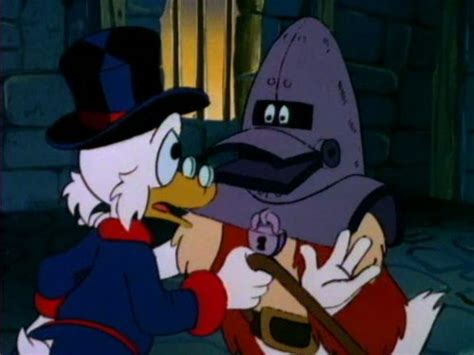 ducktales duck iron mask tv episode