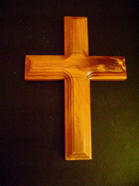 Handcrafted Crosses - items similar to sale handmade wooden cross wall hanging