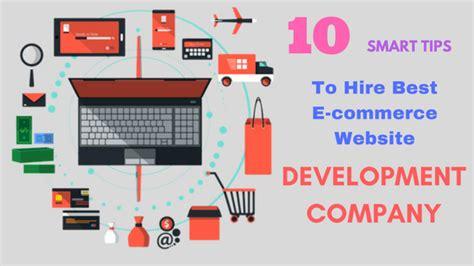 Ecommerce Website Design Development Company | smart tips to hire best ecommerce website development company
