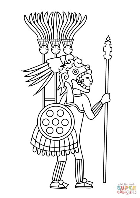 coloring pages aztec designs 8 best images of aztec coloring pages printable aztec