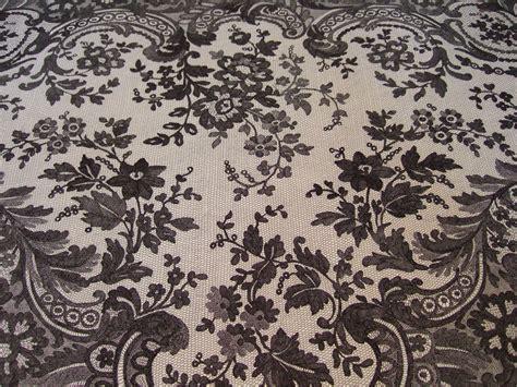 Black Lace black lace shawl teresa whitfield artist