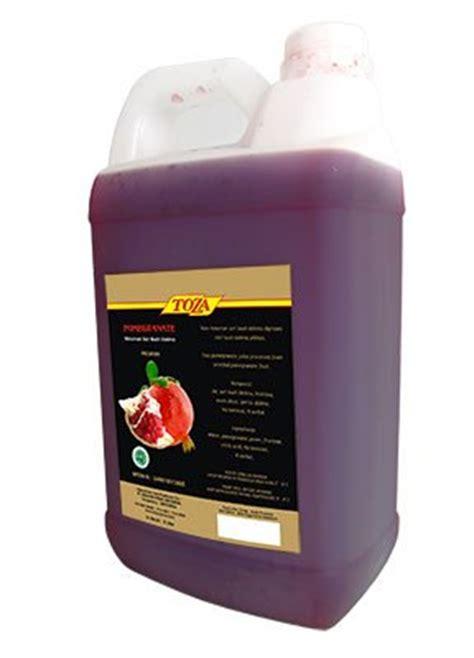 Juice Toza pomegranate juice products indonesia pomegranate juice supplier
