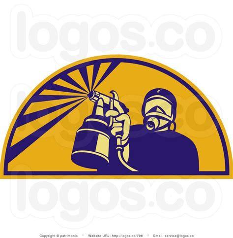 spray painter logo spray paint logo castleberry hill logos