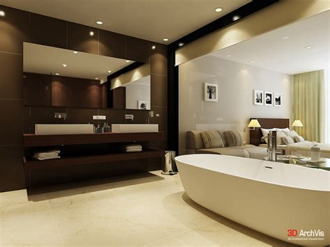 brown white bathroom basins interior design