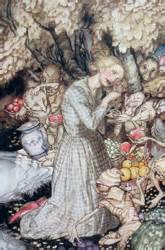 uncanny pic of the day rackham meets rossetti uncanny uk goblin market by christina rossetti featured books