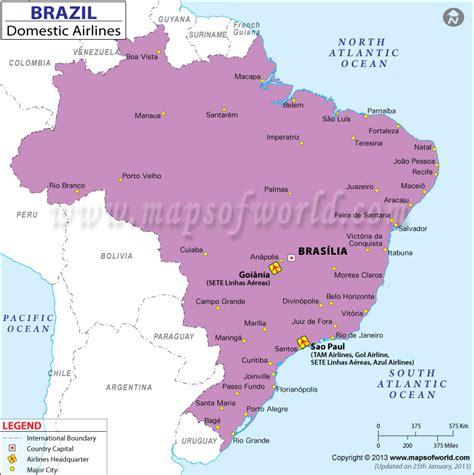 united states flight map brazil domestic flights brazil domestic airlines