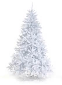 White artificial christmas tree led lights king of christmas