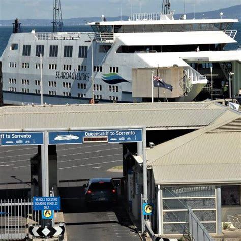 ferry queenscliff queenscliff ferry the nest