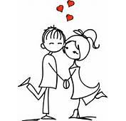 Cute Cartoon Couple Clipart  ClipartFest