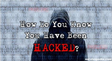 how do you know if you have a bench warrant how do you know if you have been hacked survivopedia