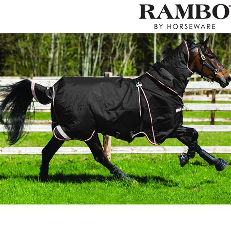 Rambo Rug Liner by Rambo Optimo Turnout Rug With 200g 400g Liners Aaaf11