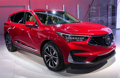 2020 Acura Mdx Rumors by Acura Mdx 2020 Rumors Redesign Feature