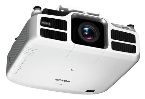epson projector l epson l1200u laser wuxga 3lcd projector with standard lens