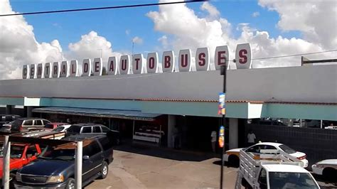 transporte en matamoros tamaulipas mexico matamoros tamaulipas central de autobuses youtube