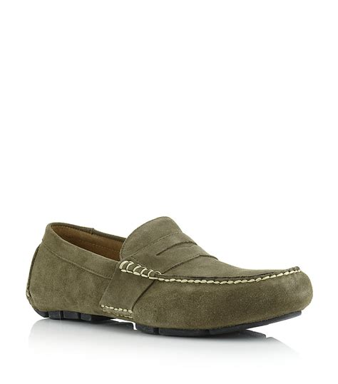 polo ralph loafers polo ralph loafer in for lyst