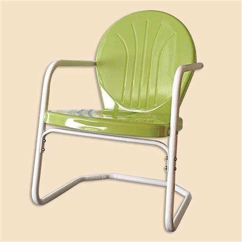 Lawn Chairs by Retro Lawn Chairs 1950s Metal Chairs