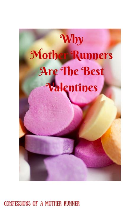 why runners make best valentines confessions