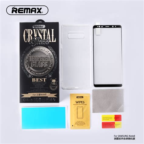 Tempered Warna For Samsung Note 2 remax 3d 9h tempered glass for samsung galaxy note