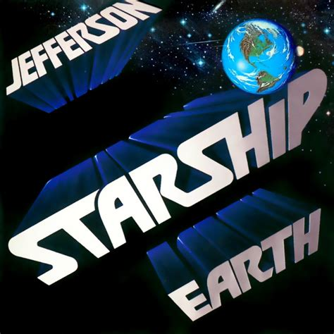 Jeffco Records Sealed Jefferson Starship Earth 1978 Pressing Grunt Records Vinylbay777
