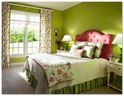 Desain Kamar Warna Hijau | desain interior rumah warna hijau desain rumah unik
