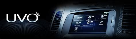 What Is Kia Uvo System Kia Uvo
