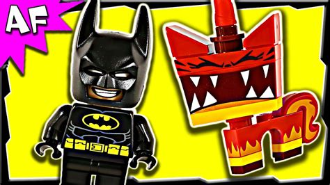 Lego Angry Minifigure Dari Set 70817 lego batman angry attack 70817 stop motion build review