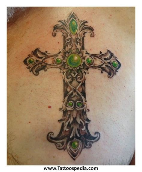 medieval cross tattoos celtic cross tattoos 1 jpg 534 215 650 pixels