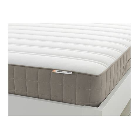 Matratze 80x200 by Hamarvik Sprung Mattress Firm Beige 140x200 Cm Ikea