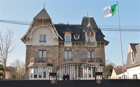 consolato algeria a consulat d alg 233 rie 224 pontoise alg 233 rie news