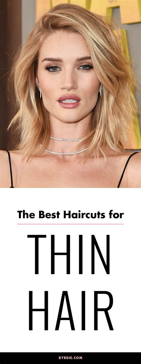 Haircut Tips For Thin Hair | best 25 hairstyles thin hair ideas on pinterest styles