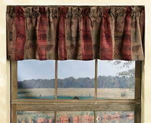 Star Cabinet Hardware High Country Valance
