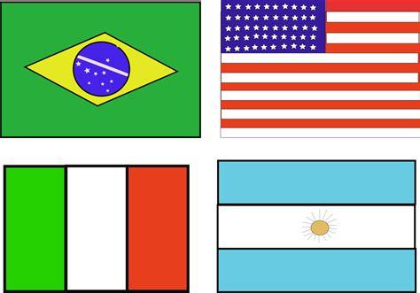 imagenes de banderas de paises inform 193 tica 2009 2010 banderas