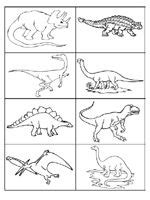 printable dinosaur alphabet flash cards 66 best kleurplaten images on pinterest