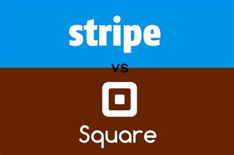 Vs Square stripe vs square payolee
