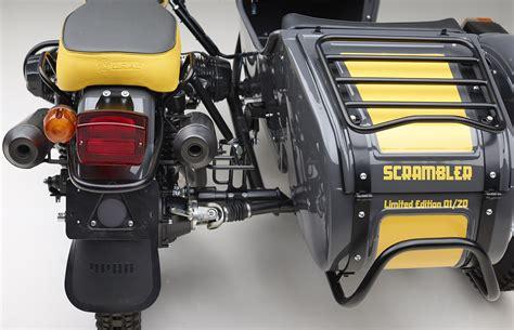 Ural Motorrad Scrambler by Ural Scrambler Limited Edition Ural Lorraine