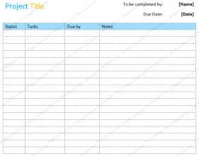 project task list template to do task list templates for projects and assignments