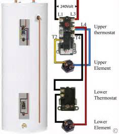 electric water heater element wiring diagram get