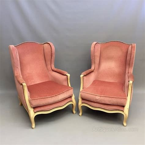 large armchairs large wing armchairs antiques atlas