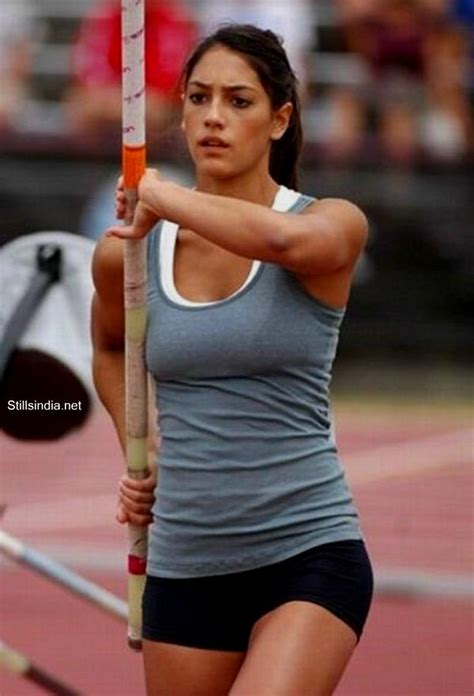 allison stokke beautiful athlete pole vaulter
