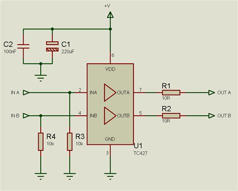 mosfet driver circuit diagram tahmid s low side mosfet drive circuits and