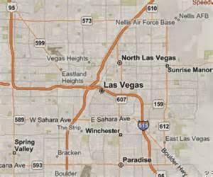 Las Vegas Google Maps by Maps