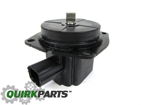 07 10 Dodge Chrysler 3.5L V6 Intake Short Runner Control
