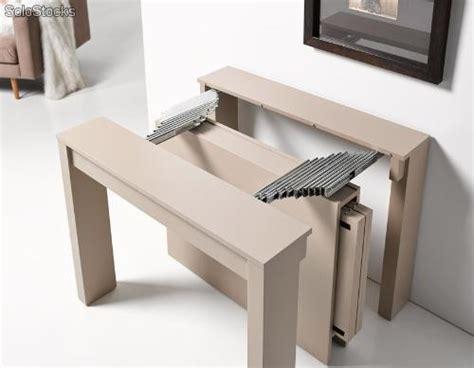 mesas plegables de comedor recibidor convertible en mesa de comedor ref m104000