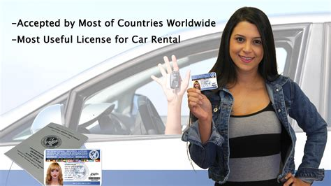 Automobile Club Inter Insurance by International Driver S License Driving Document