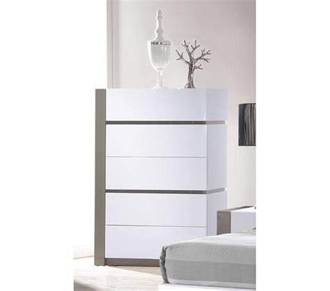 tufted bedroom furniture dreamfurniture vero modern white tufted bedroom set