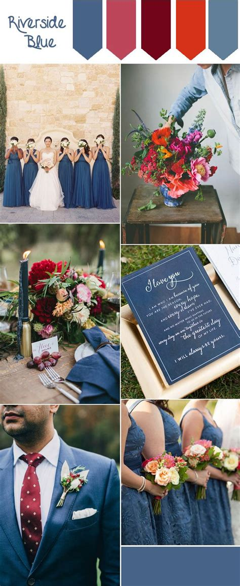 wedding colour themes autumn top 10 fall wedding colors from pantone for 2016 color