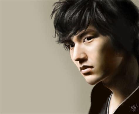 biography of d korean actor lee min ho ipad finger painting of korean actor lee min ho by