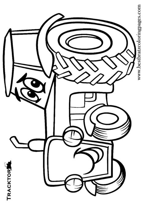 m john deere coloring pages